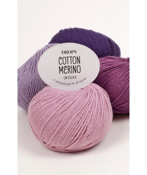 Пряжа DROPS Cotton Merino