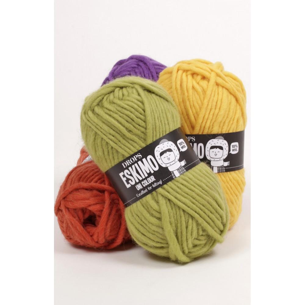 Eskimo Felting Wool by Drops Beige