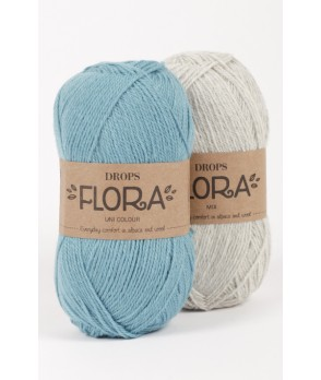 Пряжа DROPS Flora