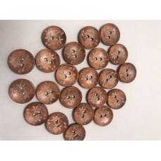 Пуговицы деревянные №5