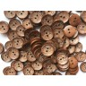 Пуговицы деревянные №4