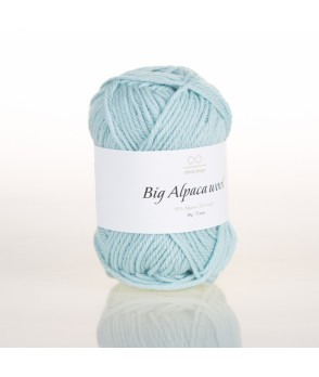 Пряжа INFINITY Big Alpaca Wool