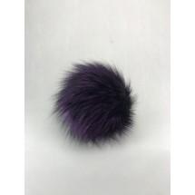 Черный с фиолетовым №2